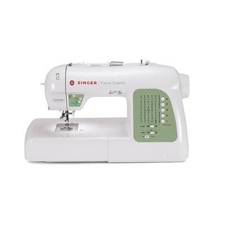 Singer Futura Quartet SEQS-6000 Sewing and Embroidery Machine