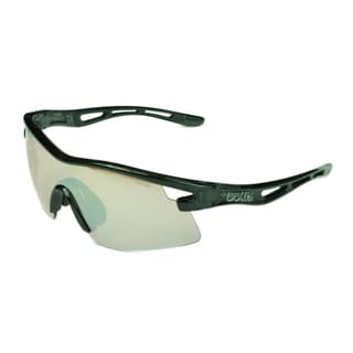 Bolle Sport Men's Vortex Black Plastic Sunglasses