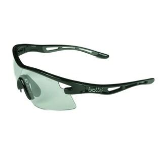 Bolle Sport Men's Vortex Black Plastic Sunglasses