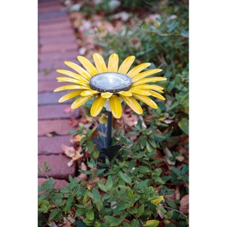 Daisy Solar Garden Light (Option: Yellow)
