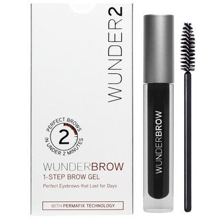 Wunder2 WunderBrow Eyebrow Make Up Jet Black