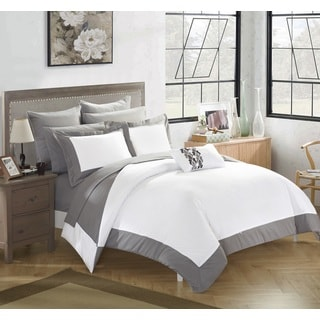 Chic Home 10-Piece Ivanka Bed In A Bag Comforter Set