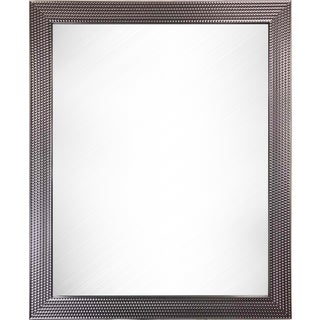 Wee's Beyond Metallic Bronze/Champagne Wall-mount Rectangular Dressing Mirror