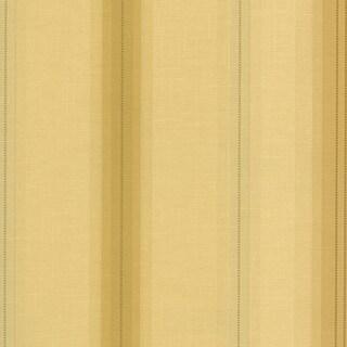 Yellow Ombre Stripe Wallpaper