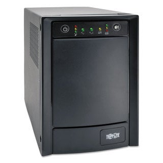 Tripp Lite SMART1500 SmartPro Tower 1500VA UPS 120V with USB DB9 8 Outlet