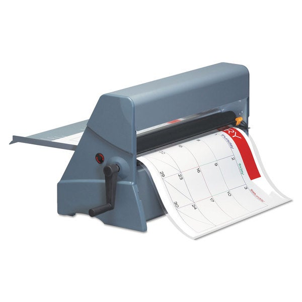 Scotch Heat-Free Laminator 25-inch Wide 3/16-inch Maximum Document Thickness