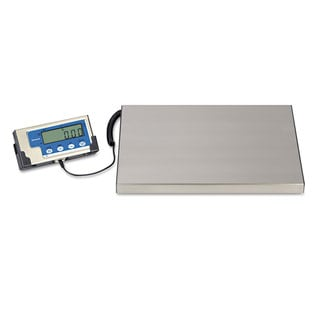 Brecknell LPS400 Portable Shipping Scale 400-pound Capacity 12 x 15 Platform