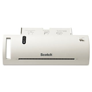 Scotch Thermal Laminator Value Pack 9-inch W with 20 Letter Size Pouches