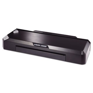 BLACKDECKER Flash Pro XL Thermal Laminator 12-1/2 x 5 Mil Maximum Document Thickness