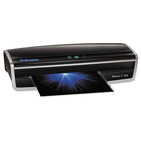 Fellowes Venus 2 125 Laminator 12-inch Wide x 10mil Max Thickness