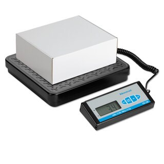 Brecknell Bench Scale with Remote Display 400-pound Capacity 12 1/5 x 11 7/10 Platform