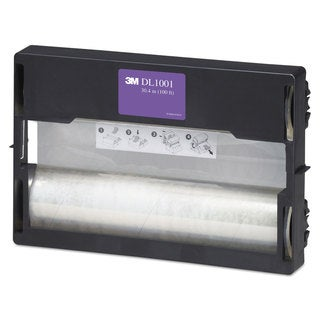 3M Refill Rolls for Heat-Free Laminating Machines 100-feet