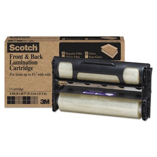 Scotch Refill Rolls for Heat-Free 9 Laminating Machines 90 ft.