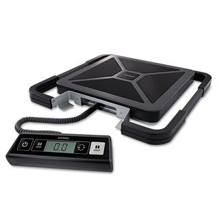 DYMO by Pelouze S100 Portable Digital USB Shipping Scale 100 Lb.