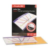 Swingline GBC EZUse Thermal Laminating Pouches 5 mil 11 1/2 x 9 100/Box