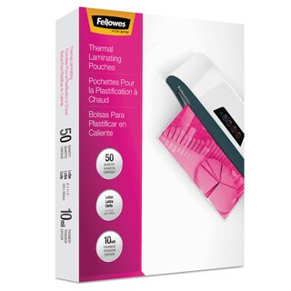 Fellowes Laminating Pouches 10mil 11 1/2 x 9 50/Pack