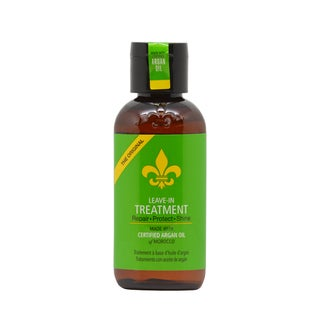 DermOrganic 4-ounce Leave-in Treatment with Argan Oil