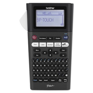 Brother P-Touch PT-H300 Take-It-Anywhere Labeler 5 Lines