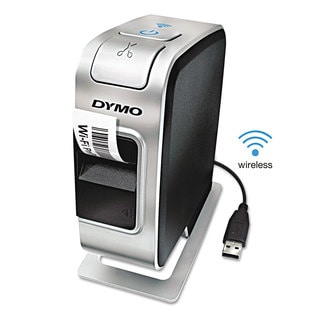 DYMO LabelManager Wireless Plug/Play for PC or Mac 2 4/5-inch wide x 5 7/10-inch deep x 6 3/10-inch high