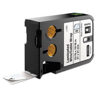DYMO XTL Pre-Sized Labels 13/16 inches x 13/16 inches White/Black Print 250/Cartridge|https://ak1.ostkcdn.com/images/products/14009475/P20631234.jpg?_ostk_perf_=percv&impolicy=medium