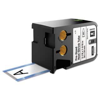 DYMO XTL Pre-Sized Labels 2 1/8-inch long x 1 5/16-inch wide White/Black Print 25/Cartridge|https://ak1.ostkcdn.com/images/products/14009484/P20631243.jpg?impolicy=medium