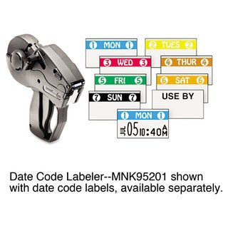 Monarch Pricemarker Model 1131 1-Line 8 Characters/Line .44 x .78 Label Size