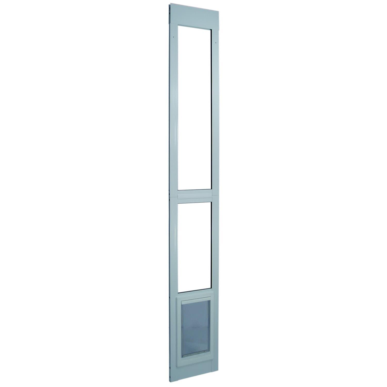 Ideal Pet Products XL Modular Pet Patio Door (Pet Door Pa...