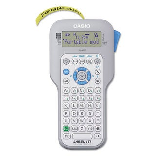 Casio KL-HD1 Handheld Label Maker 3 Lines Extra-Large Display