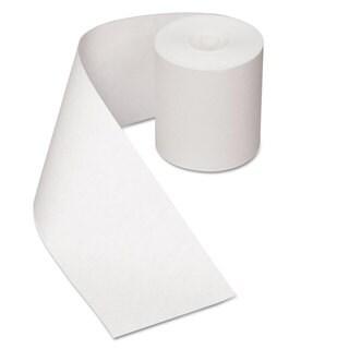 Royal Paper Register Roll 3 in x 150 ft White Bond 1 Ply 30/Carton