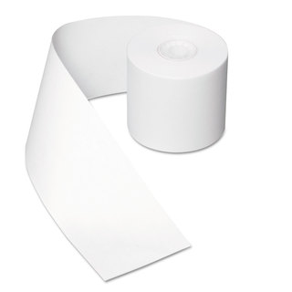 Royal Paper Register Roll 44 mm x 130 ft White Bond 1 Ply 50/Carton