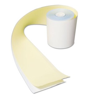 Royal Paper Register Roll 3 in x 90 ft 2 Ply No Carbon 30/Carton