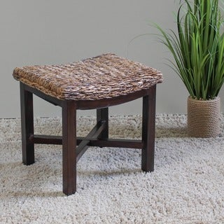 International Caravan Arizona Woven 19-inch Foot Stool
