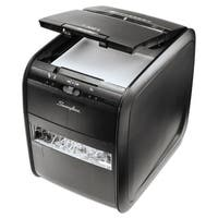 Swingline Stack-and-Shred 80X Auto Feed Cross-Cut Shredder 80 Sheet Capacity