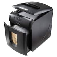 Swingline Stack-and-Shred 100M Auto Feed Micro-Cut Shredder 100 Sheet Capacity