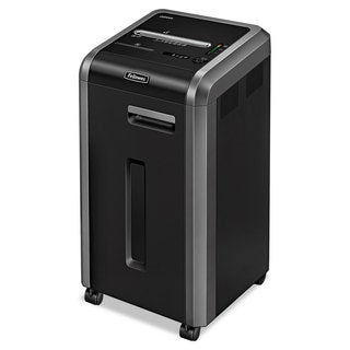 Fellowes Powershred 225Mi 100-percent Jam Proof Micro-Cut Shredder 14 Sheet Capacity
