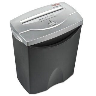 HSM of America shredstar S10 Strip-Cut Shredder Shreds up to 13 Sheets 4.2-Gallon Capacity