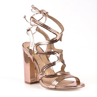 Fahrenheit Constance-04 Women's High Heel Sandals