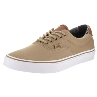 Vans Unisex Era 59 Khaki Canvas Skate Shoe
