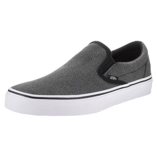 Vans Unisex Classic Slip-On Suiting Skate Shoes