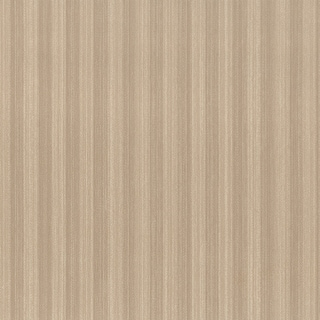 Brewster Walter Brown Vinyl Stripe Texture Wallpaper