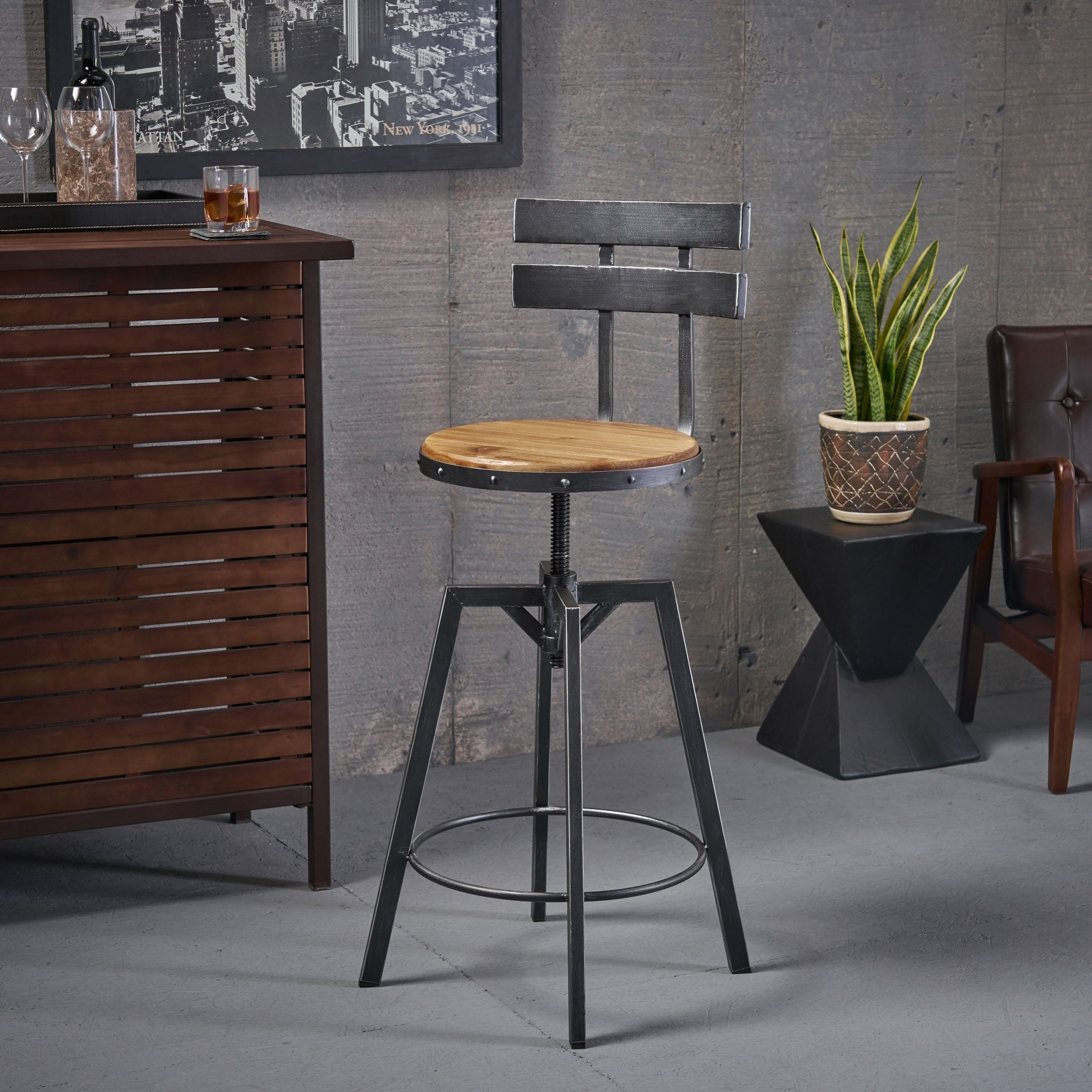 Fabulous Buy Rustic Counter Bar Stools Online At Overstock Our Gamerscity Chair Design For Home Gamerscityorg