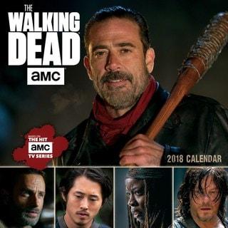 The Walking Dead Amc 2018 Calendar (Calendar)