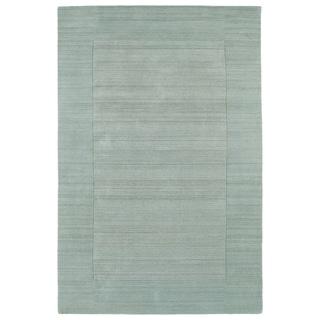 Borders Spa Hand-Tufted Wool Rug (5'0 x 7'9)