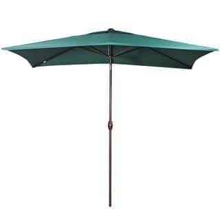 Rectangular Patio Umbrellas For Less | Overstock