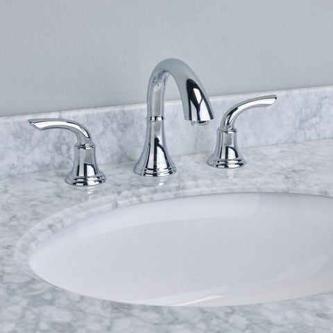 EVIVA Friendy Widespread Bathroom Faucet