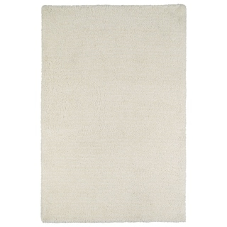 Fluffy White Shag Rug (9'0 x 12'0)