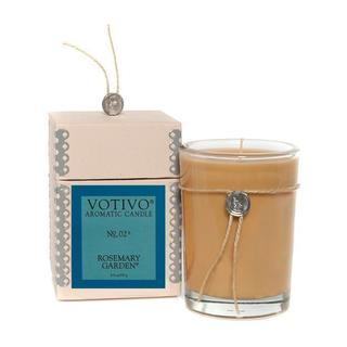Votivo Aromatic Rosemary Garden Scented Candle