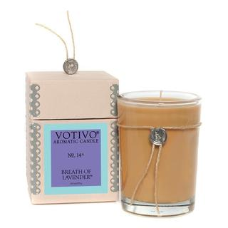 Votivo Aromatic Candle Breath of Lavender