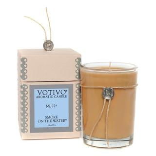 Votivo Aromatic Candle Smoke On The Water