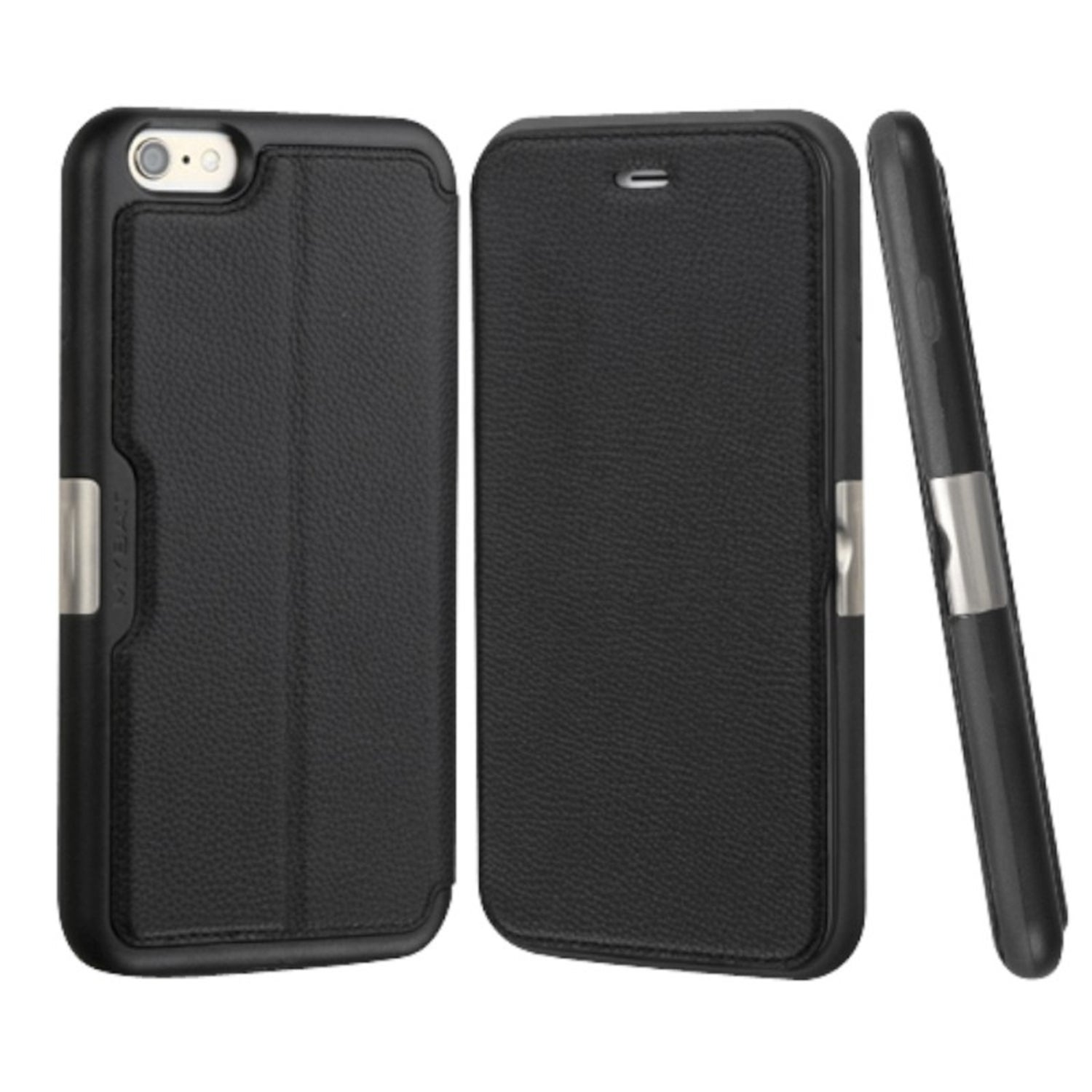Insten Black Leather Case Cover with Wallet Flap Pouch Fo...